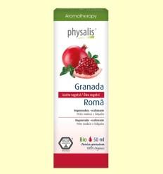 Granada Bio - Aceite vegetal - Physalis - 50 ml