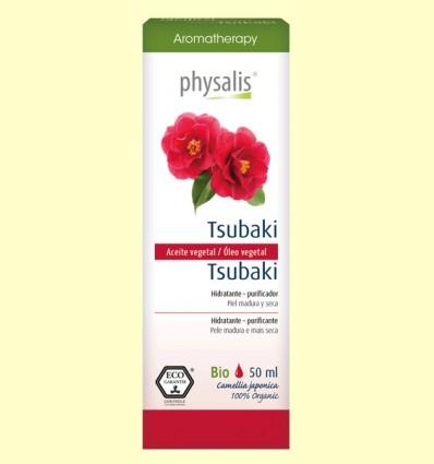 Tsubaki Bio - Aceite vegetal - Physalis - 50 ml
