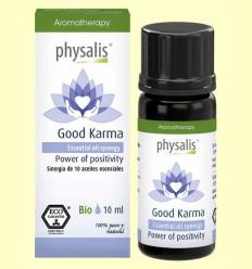 Aceite Esencial Good Karma Bio - Aceite vegetal - Physalis - 10 ml