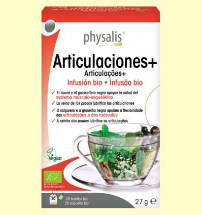 Infusión Articulaciones Bio - Physalis - 20 infusiones