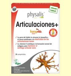 Articulaciones Bio - Physalis - 30 comprimidos
