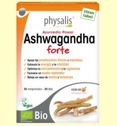 Ashwagandha Forte Bio - Physalis - 30 comprimidos