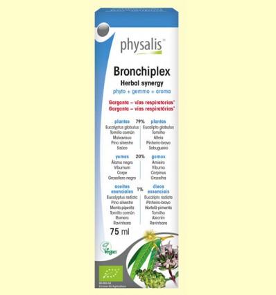 Bronchiplex Bio - Physalis - 75 ml