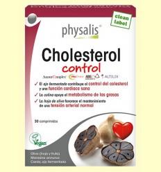 Cholesterol Control Bio - Physalis - 30 comprimidos