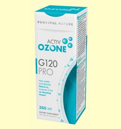 G120 Pro - Activozone - 250 ml