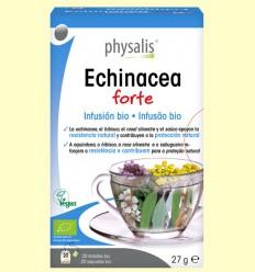 Echinacea Forte Infusión - Physalis - 20 infusiones