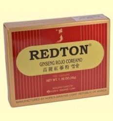 Redton Ginseng Rojo Coreano - Robis Laboratorios - 100 cápsulas