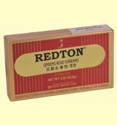 Redton Ginseng Rojo Coreano - Robis Laboratorios - 30 cápsulas