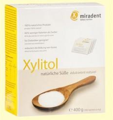 Xylitol Edulcorante - Miradent - 100 sobres