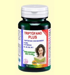 Triptófano Plus 540 mg - Robis - 90 comprimidos