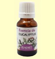 Esencia de Eucalipto - Aceite Esencial - Eladiet - 15 ml
