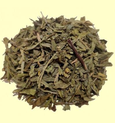 Té Verde Sencha desteinado con Manzana y Jenjibre