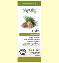 Aceite Esencial Cedro Bio - Physalis - 10 ml