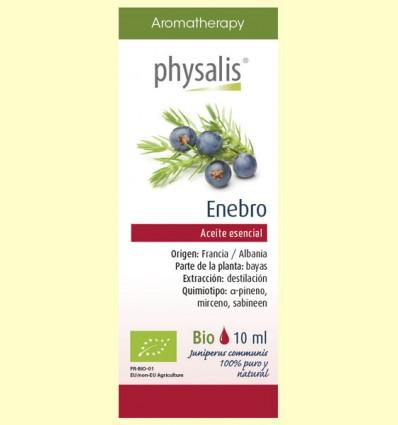 Aceite Esencial Enebro Bio - Physalis - 10 ml