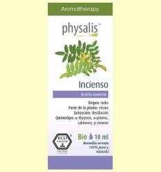 Aceite Esencial Incienso Bio - Physalis - 10 ml