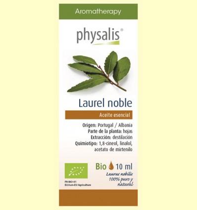Aceite Esencial Laurel Noble Bio - Physalis - 10 ml