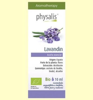 Aceite Esencial Lavandin Bio - Physalis - 10 ml