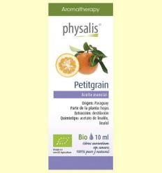 Aceite Esencial Petitgrain Bio - Physalis - 10 ml