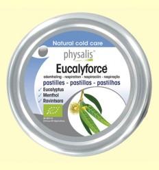 Eucalyforce Pastillas Bio - Physalis - 45 gramos