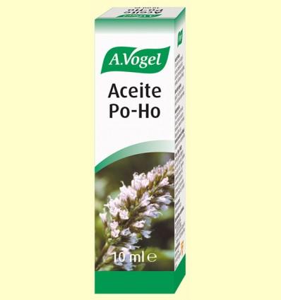 Po-Ho Aceite - A.Vogel - 10 ml - Sistema Respiratorio