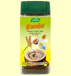 Bambú Soluble - Sucedáneo de Café - A. Vogel - 100 gramos