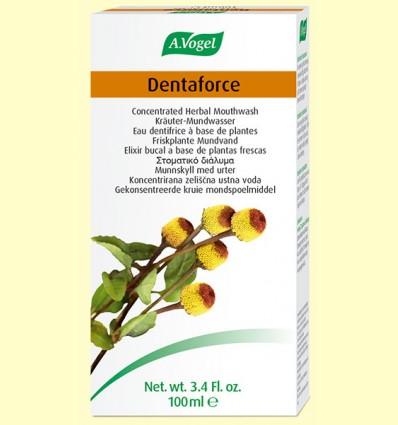 Dentaforce Elixir - Elixir Bucal - A. Vogel - 100 ml