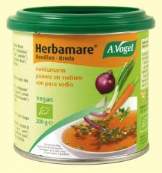 Herbamare Plantaforce bajo en sodio - A. Vogel - 200 gramos
