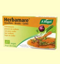 Plantaforce bajo en sodio - Caldo vegetal - A. Vogel - 76 gramos