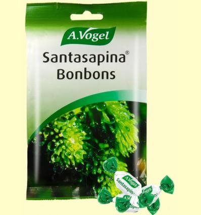 Caramelos Santasapina - A. Vogel - 100 gramos