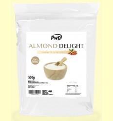 Almond Delight - Harina de Almendra Sabor Neutro - PWD - 500 gramos