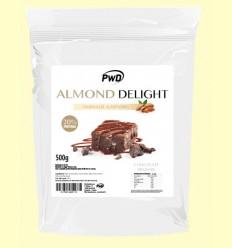 Almond Delight - Harina de Almendra Sabor Chocolate Brownie - PWD - 500 gramos