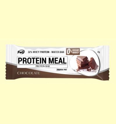 Protein Meal - Barritas Proteicas sabor Chocolate - PWD - 1 barrita