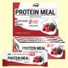 Protein Meal - Barritas Proteicas sabor Frutas del Bosque - PWD - 12 barritas