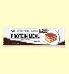 Protein Meal - Barritas Proteicas sabor Tiramisú - PWD - 1 barrita