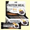 Protein Meal - Barritas Proteicas sabor Chocolate y Naranja - PWD - 12 barritas