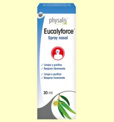 Eucalyforce Spray Nasal Bio - Physalis - 30 ml