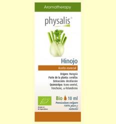 Aceite Esencial Hinojo Bio - Physalis - 10 ml
