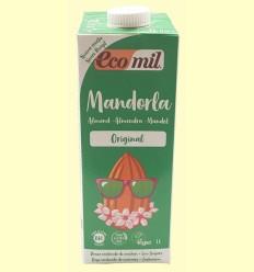 Almond Mandorla Original Bio - EcoMil - 1 litro