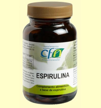 Espirulina 400 mg - CFN - 200 comprimidos
