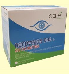 Docovision DHA y Astaxantina - Egle - 30 ampollas