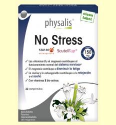 No Stress - Physalis - 30 comprimidos