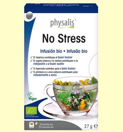 No Stress Infusión - Physalis - 20 infusiones