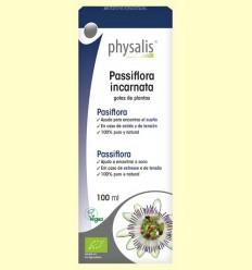 Passiflora Incarnata Bio - Gotas de Planas - Physalis - 100 ml