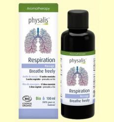 Respiration Bio - Masaje - Physalis - 100 ml