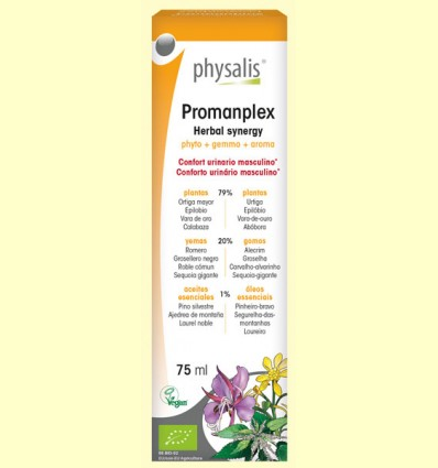 Promanplex Bio - Physalis - 75 ml