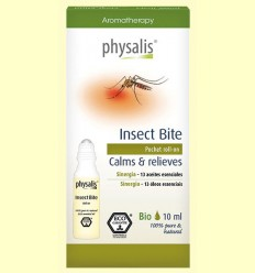 Insect Bite Bio Roll On - Physalis - 10 ml