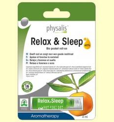 Relax & Sleep Bio Roll On - Physalis - 4 ml