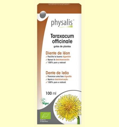Taraxacum Officinale Bio - Diente de León - Physalis - 100 ml