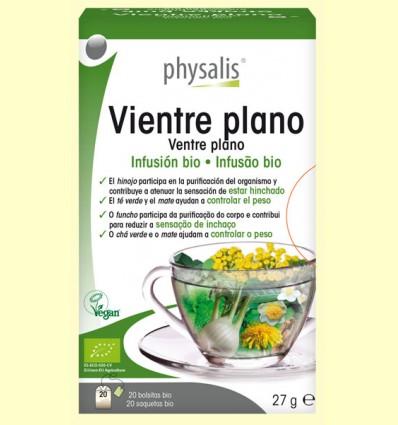 Vientre Plano Infusión Bio - Physalis - 20 infusiones