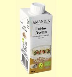 Cuisine de Avena Bio - Amandin - 200 ml